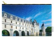 Castles Of France Carry-all Pouch