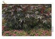 Castor Oil Plant Ricinus Communis Carry-all Pouch