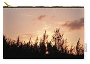 Casurina Sunset Carry-all Pouch