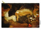 Cat Catnapping Carry-all Pouch