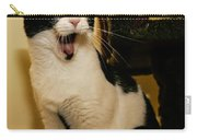 Cat In Disbelief Carry-all Pouch