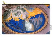 Cat In Doorway Fantasy Carry-all Pouch