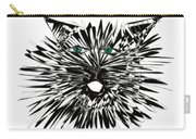 Cat Iwan Carry-all Pouch