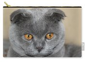 Cat Martin Carry-all Pouch