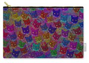 Cat Party Carry-all Pouch