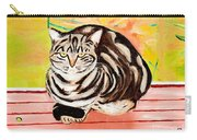 Cat Relaxing Carry-all Pouch