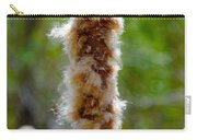 Cat Tail Fuzz Carry-all Pouch