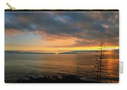 Catalina Island Sunset Carry-all Pouch
