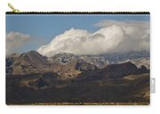 Catalina Mountains Tucson Arizona Carry-all Pouch