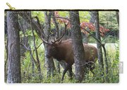 Cataloochee Bull Elk Carry-all Pouch