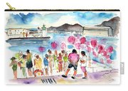 Catamaran Party In Cartagena Carry-all Pouch