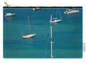 Catamaran  St Thomas Usvi Carry-all Pouch