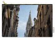 Catching A Glimpse Of Grand Place Brussels Belgium Carry-all Pouch
