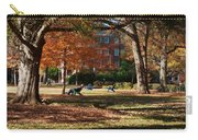 Catching Rays - Davidson College Carry-all Pouch