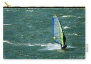 Catching Wind And Surf Carry-all Pouch