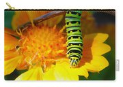 Caterpillar On The Prowl Carry-all Pouch