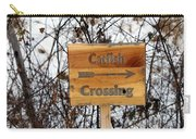 Catfish Crossing Carry-all Pouch