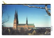 Cathedral At Uppsala Carry-all Pouch