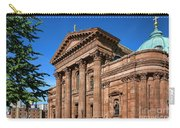 Cathedral Basilica Of Saints Peter And Paul Carry-all Pouch