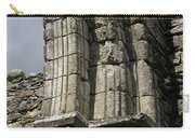 Cathedral Broken Arch At Glendalough Carry-all Pouch