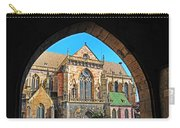 Cathedral Colmar France Carry-all Pouch