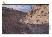 Cathedral Gorge Wash Carry-all Pouch