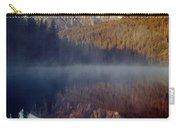 4m9304-cathedral Group Reflection, Tetons, Wy Carry-all Pouch
