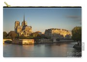 Cathedral Notre Dame - Sunrise Carry-all Pouch