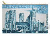 Cathedral Of Laon Carry-all Pouch