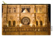 Cathedral Of Notre Dame Carry-all Pouch