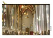 Cathedral Of Saint Helena Carry-all Pouch