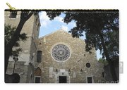 Cathedral Of San Giusto Carry-all Pouch