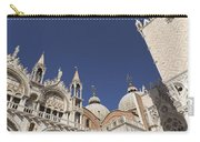 Cathedral Of San Marco  Carry-all Pouch