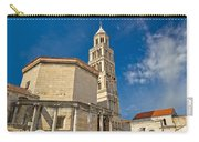 Cathedral Of Split Diocletian Palace Carry-all Pouch