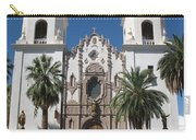 Cathedral Of St. Augustine Tuscon Carry-all Pouch