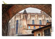 Cathedral Of Ste-cecile In Albi France Carry-all Pouch by Elena Elisseeva