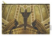 Cathedral Of The Immaculate Conception Detail - Mobile Alabama Carry-all Pouch