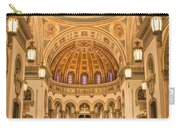 Cathedral Of The Sacred Heart 2 Carry-all Pouch