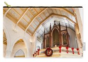 Cathedral Organ Carry-all Pouch