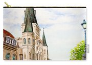 Cathedral Plaza - Jackson Square, French Quarter Carry-all Pouch