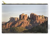 Cathedral Rock At Sunset Carry-all Pouch