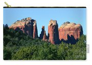 Cathedral Rock Behind The Forest Carry-all Pouch