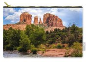 Cathedral Rock Carry-all Pouch by Fred Larson