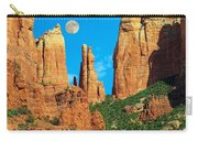 Cathedral Rock Moon Carry-all Pouch