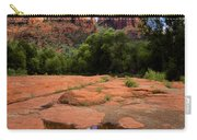 Cathedral Rock Reflections Carry-all Pouch