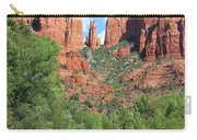 Cathedral Rock Sedona Carry-all Pouch