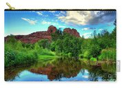 Cathedral Rocks At Red Rock Crossing Carry-all Pouch