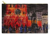 Cathedral Saint Jean-baptiste In Lyon Carry-all Pouch