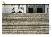 Cathedral Steps Girona Spain Carry-all Pouch