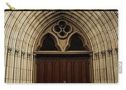 Catherdral Door's Carry-all Pouch